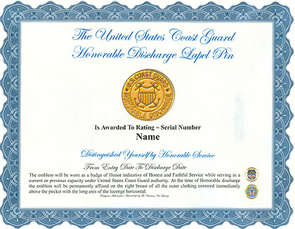 Honorable Discharge Certificate Best Design Sertificate 2018