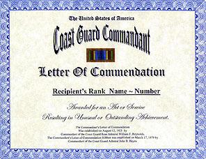 Letter Of Commendation Sample from www.amervets.com